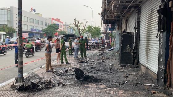 Xác định nghi can gây cháy chi nhánh ngân hàng Eximbank cùng nhà dân ở quận Gò Vấp ảnh 13