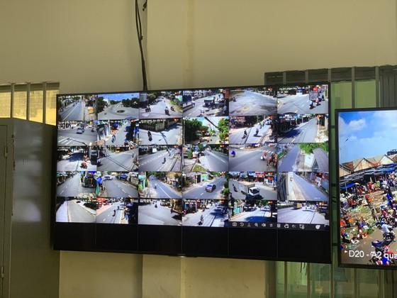 Hiệu quả từ những 'mắt thần' giúp đảm bảo tình hình an ninh trật tự ở TPHCM ảnh 2