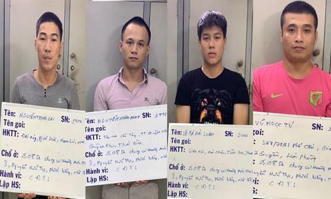 Khởi tố giám đốc Công ty Thái Dương đòi nợ thuê kiểu khủng bố đe dọa tinh thần ảnh 1