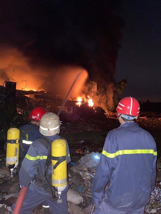 9 tháng đầu năm, số vụ cháy và thiệt hại do cháy giảm mạnh ảnh 2
