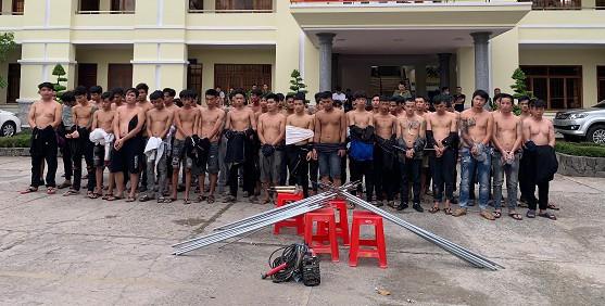 Khởi tố 44 bị can trong vụ tranh giành đất đai ở Đồng Nai ảnh 1