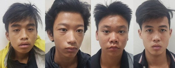 Bắt nhóm chặn đường, chém người, cướp tài sản do thiếu niên 16 tuổi cầm đầu  ảnh 1