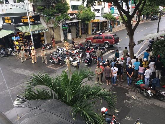 Khởi tố kẻ cướp tại chi nhánh ngân hàng Techcombank ở quận Tân Phú ảnh 3