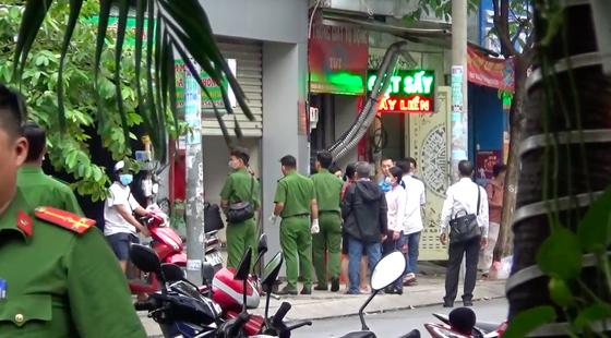 Khởi tố kẻ cướp tại chi nhánh ngân hàng Techcombank ở quận Tân Phú ảnh 2