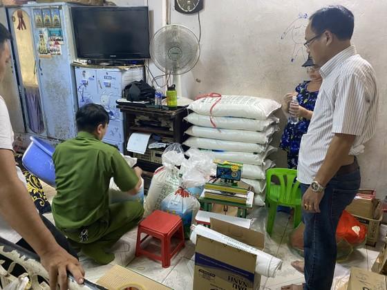 Phát hiện 'xưởng' sản xuất bột ngọt giả nhãn hiệu nổi tiếng ở quận 8 ảnh 3