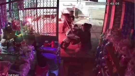 Một người đàn ông bị nhóm côn đồ truy sát ở quận Bình Tân ảnh 2