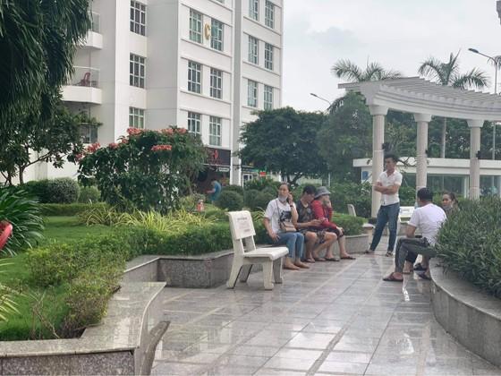 Phát hiện thi thể người phụ nữ lìa đầu ở chung cư Hoàng Anh Thanh Bình, quận 7 ảnh 4