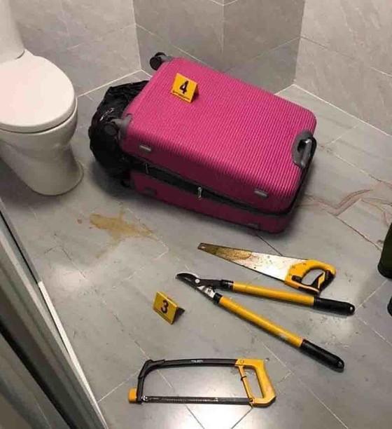 Vụ xác người trong vali: Nghi phạm là chủ nợ của nạn nhân ảnh 3