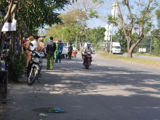 Bắt khẩn cấp 2 đối tượng tấn công CSGT ở huyện Bình Chánh ảnh 4