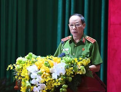 Thủ tướng Nguyễn Xuân Phúc dự khai mạc Hội nghị Công an toàn quốc lần thứ 76 ảnh 6