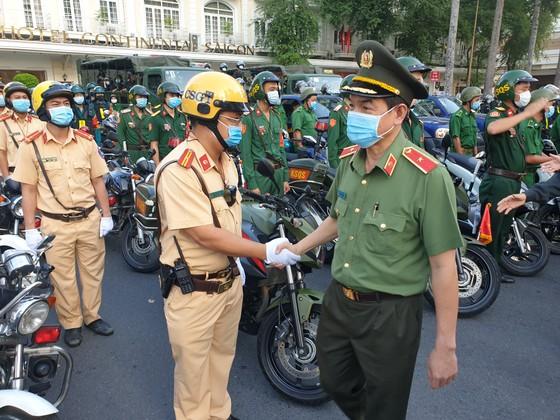 TPHCM ra quân đợt cao điểm tấn công trấn áp tội phạm đảm bảo an ninh trật tự ảnh 7