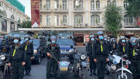 TPHCM ra quân đợt cao điểm tấn công trấn áp tội phạm đảm bảo an ninh trật tự ảnh 4
