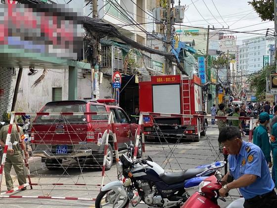 Nổ lớn ở quán bún tại quận Phú Nhuận ảnh 1