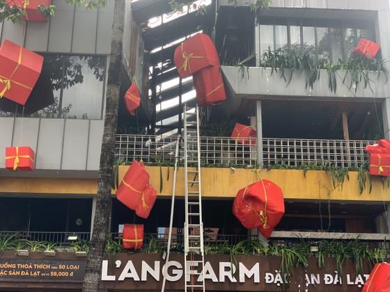 Cháy cửa hàng đặc sản Đà Lạt ở quận 5, nhiều tài sản bị thiêu rụi ảnh 3