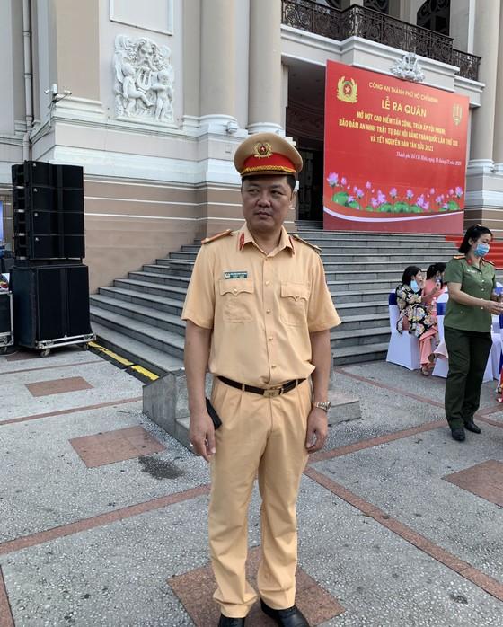 Điều động Thượng tá Trần Văn Hiếu giữ chức Trưởng Phòng Cảnh sát hình sự, Công an TPHCM ảnh 3