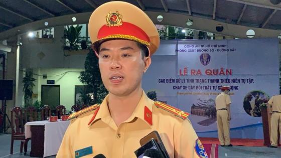 Điều động Thượng tá Trần Văn Hiếu giữ chức Trưởng Phòng Cảnh sát hình sự, Công an TPHCM ảnh 2