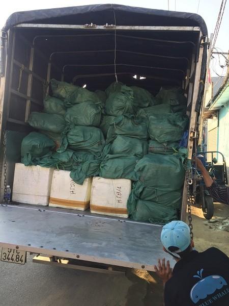 Phát hiện gần 6 tấn thịt gia súc, gia cầm, thuỷ sản... không rõ nguồn gốc ảnh 2