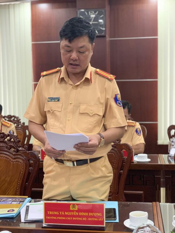 CSGT Công an 7 tỉnh, thành phố giáp ranh ký kết phối hợp đảm bảo TTATGT – TTXH ảnh 1