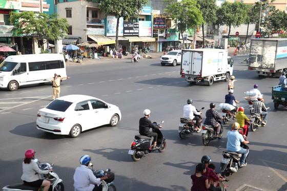 TPHCM tăng cường đảm bảo trật tự an toàn giao thông dịp Tết Nguyên đán 2021 ảnh 2