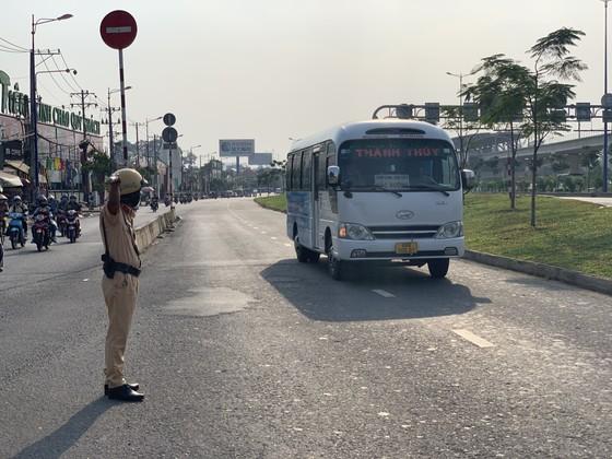TPHCM tăng cường đảm bảo trật tự an toàn giao thông dịp Tết Nguyên đán 2021 ảnh 6