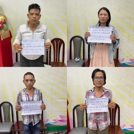 Triệt phá băng trộm cắp chuyên nghiệp ở quận Tân Bình ảnh 1