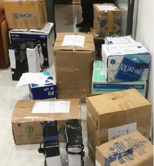 Bắt 'ông trùm' chuyên mua bán hoá đơn giả trong đường dây làm xăng giả ở tỉnh Đồng Nai ảnh 2
