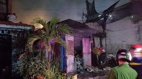 Cháy vựa thu mua phế liệu ở quận Bình Tân ảnh 5