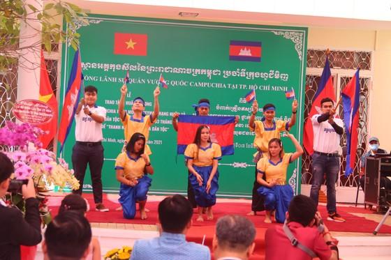 Tổ chức ngày Văn hoá dân tộc của người Khmer tại Tổng lãnh sự quán Campuchia ở TPHCM ảnh 2