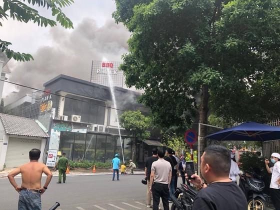 Cháy lớn tại nhà hàng BBQ Plan-K phường Thảo Điền ảnh 3