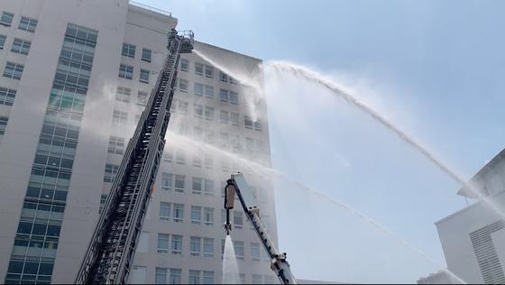 TPHCM phối hợp cùng 6 tỉnh, thành phố thực hiện công tác phòng cháy chữa cháy ảnh 7