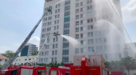 TPHCM phối hợp cùng 6 tỉnh, thành phố thực hiện công tác phòng cháy chữa cháy ảnh 6