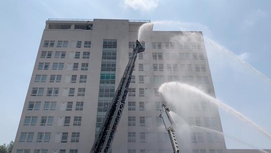 TPHCM phối hợp cùng 6 tỉnh, thành phố thực hiện công tác phòng cháy chữa cháy ảnh 5