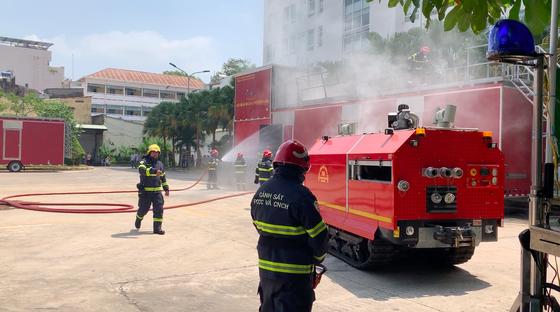 TPHCM phối hợp cùng 6 tỉnh, thành phố thực hiện công tác phòng cháy chữa cháy ảnh 8