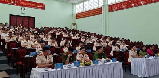 """Hội phụ nữ Phòng Cảnh sát PCCC&CNCH """"Đoàn kết, ổn định, kế thừa, đổi mới"""" ảnh 2"""