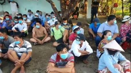 Phá trường gà tạm giữ 128 đối tượng thu giữ gần 700 triệu đồng ở huyện Cần Giờ ảnh 1