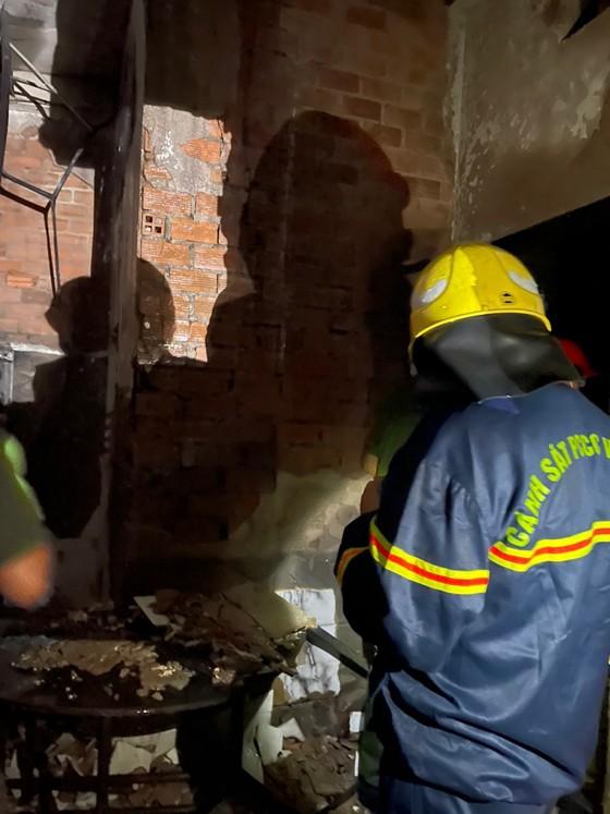 Thông tin mới nhất vụ cháy ở quận 11 khiến 8 người tử vong ảnh 1