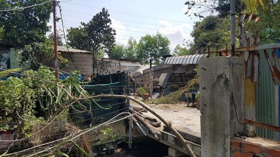 Cháy nhà tạm ở quận Bình Tân, nhiều tài sản bị thiêu rụi  ảnh 2