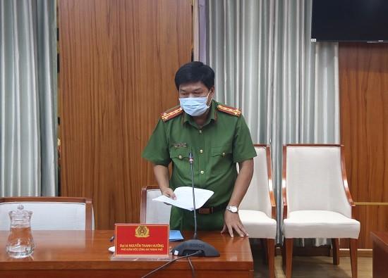 Thứ trưởng Bộ Công an Lê Quốc Hùng làm việc với Công an TPHCM về công tác PCCC&CNCH ảnh 2