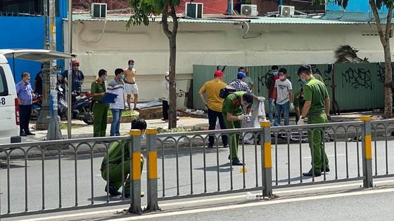 Bắt giữ nghi can sát hại tài xế xe ôm trên đường Lý Thái Tổ, quận 10 ảnh 2