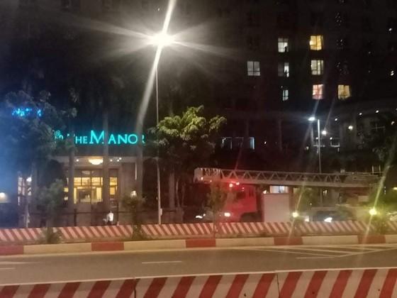 Một thanh niên té lầu, tử vong ở chung cư The Manor ảnh 1