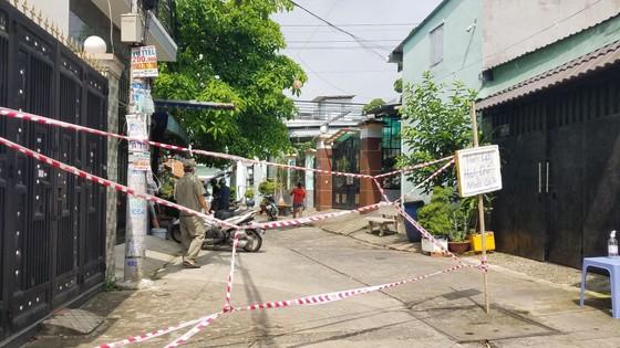 Người đàn ông tử vong ở phòng trọ quận Bình Tân ảnh 1