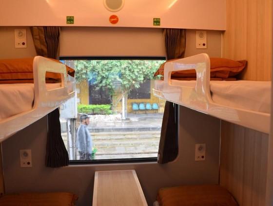 Đường sắt Việt Nam có thêm 30 toa tàu hiện đại phục vụ dịp Tết Mậu Tuất ảnh 1