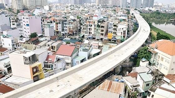 Khẩn trương hoàn thành thẩm định tổng mức đầu tư dự án đường sắt đô thị TPHCM ảnh 1