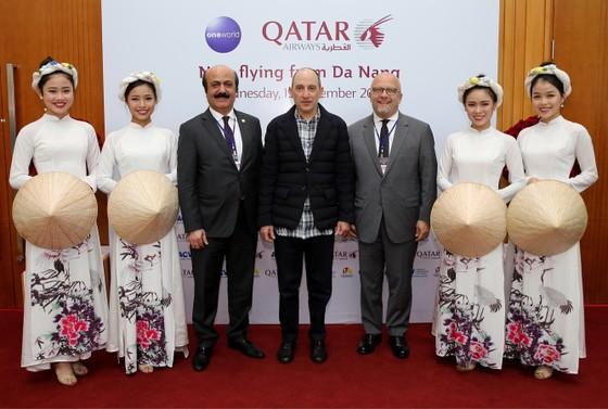 Mở đường bay quốc tế Doha- Đà Nẵng 6 chuyến/tuần ảnh 2