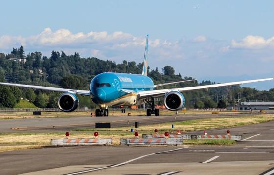 Đường bay Hà Nội - TPHCM sắp có máy bay chở khách lớn nhất Boeing 787-10  ảnh 1