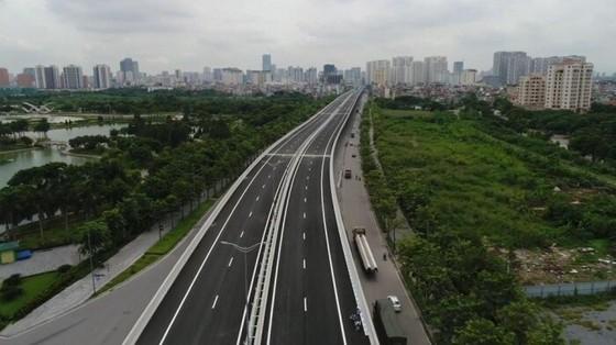 Hà Nội thông xe cầu cạn Mai Dịch - Nam Thăng Long  ảnh 3
