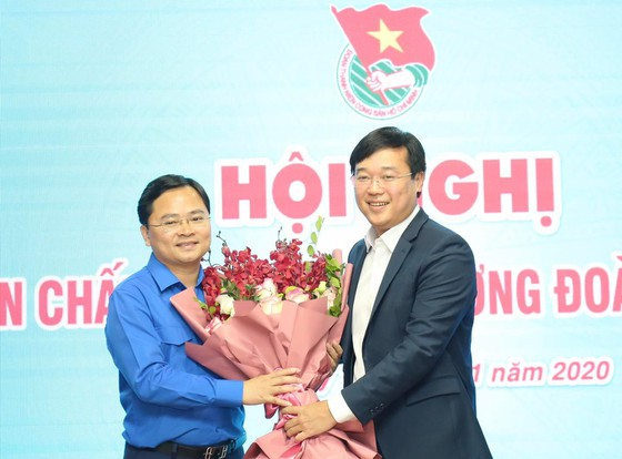 Anh Nguyễn Anh Tuấn được bầu làm Bí thư thứ nhất Trung ương Đoàn khóa XI ảnh 1