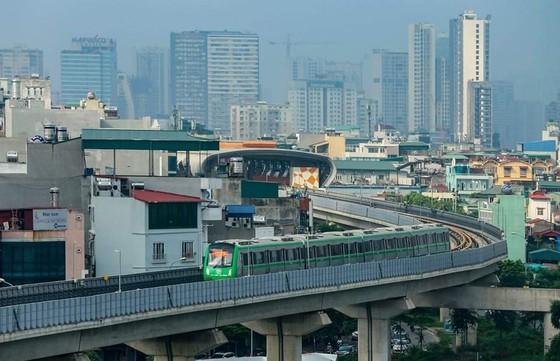 Bắt đầu chạy thử toàn hệ thống đường sắt Cát Linh - Hà Đông  ảnh 2