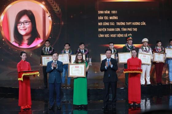 Vinh danh 10 gương mặt trẻ Việt Nam tiêu biểu 2020 ảnh 4