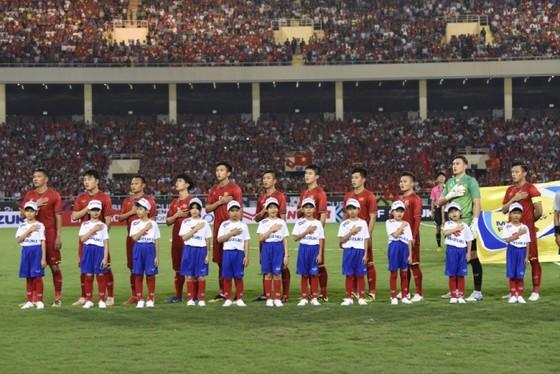 Khoảnh khắc chiến thắng trong trận Việt Nam – Malaysia ảnh 1